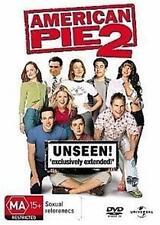 AMERICAN PIE 2 Unseen & Extended: Jason Biggs, Seann William Scott DVD NEW