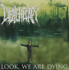 Deatherapy - Look, We Are Dying (2014)  CD  NEW/SEALED  SPEEDYPOST