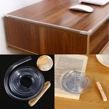 Soft Table Furniture Corner Edge Guard Kid Safety Protector Bumper Strip Cushion