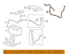 Chevrolet GM OEM 10-12 Camaro 6.2L-V8 Battery-Positive Cable 22886823