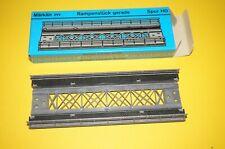 RF9] Märklin H0 7268, Rampenstück gerade, 180 mm, für K- und M-Gleis OVP neuw.