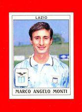 CALCIATORI Panini 1989-90 - Figurina-Sticker n. 206 - MONTI - LAZIO -New