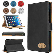 Gorilla Tech Leather Logo Case with Kickstand Magnetic Lock for all Apple iPads