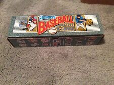 1990 Donruss Puzzle and Trading Cards