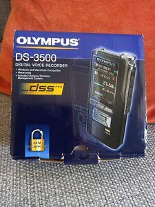 Olympus Ds 3500 Digital Voice Recorder  Still In Box