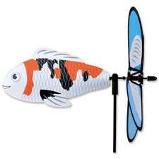 """New listing Koi Wind Spinner Petite 13"""""""