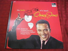 LP QUINCY JONES The Birth of a Band! Quincy Jones