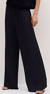 Country Road Pleated Palazzo Pants - New Without Tags - Size 14