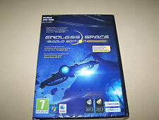 Endless Space Gold Edition **New & Sealed** PC.