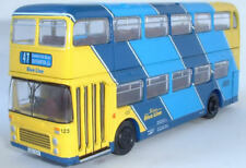 Voitures, camions et fourgons miniatures bleus bus 1:76