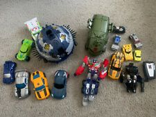 Transformers Cybertron Energon Unicron Optimus Movie Lot & More