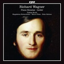 Wagner: Piano Sonatas & Lieder, New Music