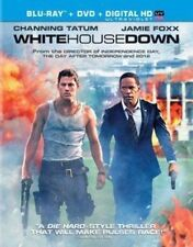 White House Down 0043396417557 With Channing Tatum Blu-ray Region a
