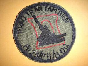 Vietnam Guerre Arvn 23rd Ranger Artillerie Bataillon Main Cousu Attenué Patch