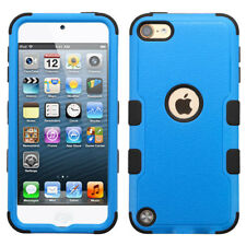 For iPod Touch 6th 5th Gen TUFF Hybrid Hard Protective Case Heavy Duty Cover