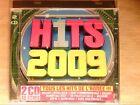 BOITIER 2 CD / HITS 2009 / NEUF SOUS CELLO