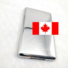 iPod Classic 6th 7th 120gb Thin Back Cover Case Metal