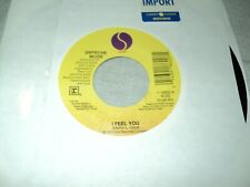 "DEPECHE MODE / I FEEL YOU - ONE CARESS (1993) 7"" SP PROMO JUKEBOX !!"