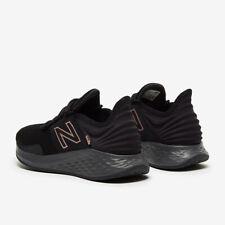 New Balance Womens Fresh Foam Roav Black Running Shoes US 8 EU 39 - D Wide
