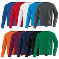 JAKO Sweat Team Herren Sweatshirt Pullover Pulli Sweater Freizeit 6433