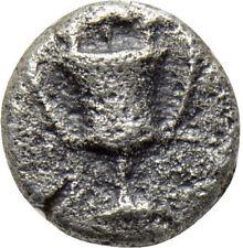 MACEDON. Uncertain. Hemiobol (Circa 5th century BC)