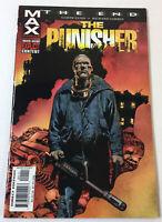 Marvel Max THE PUNISHER-THE END #1 ~ Richard Corben,Garth Ennis one shot