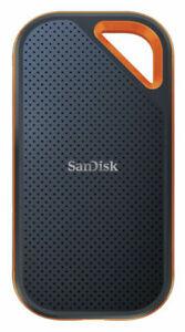 SanDisk 500GB Extreme PRO Portable External SSD 1050MB/s USB-C, USB Hard drive