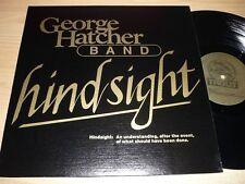 LP GEORGE Hatcher Bande-Hindsight/Private Press SOUTHERN ROCK SEALED