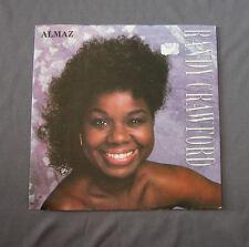 """Vinilo SG 7"""" 45 rpm RANDY CRAWFORD - ALMAZ - Record"""