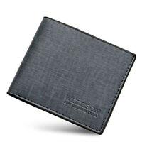 Portafoglio uomo in cuoio con porta carte con RFID Blocking