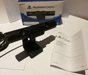 - Playstation 4 Camera Model No. CUH-ZEY2 SONY PSVR schwarz -