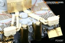 PEA087, Air Cleaner (Late Version) for Tiger I Early Version, VOYAGERMODEL 1/35