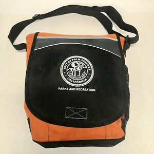 City of Palm Springs California Parks and Recreation Small Messenger Bag