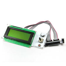 Geeetech LCD 2004 20X4 display with controller adaptor for RepRap RAMPS1.4