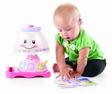 My Pretty Learning Lamp Learn Play Music Fisher Price Songs Count Baby Toy New