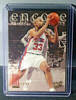 1995-96 Grant Hill Fleer Ultra #312 Encore Basketball Card