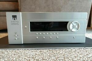 Theta digital Casablanca IV Music and Movie Home Theater Processor