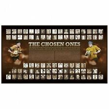 AUSTRALIAN WALLABIES UNSIGNED CHOSEN ONES LIMITED EDITION PRINT EALES HORWILL