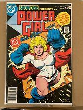 Showcase (1956) #97 1st Solo Power Girl Comic