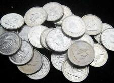 British Caribbean Territories 10 Cents 1965 CH BU Lot of 25 Coins
