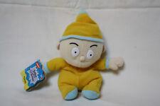 Nickelodeon - RUGRAT - TOMMY - fiber & pellet filled - 1998 - Mattel