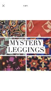 LuLaRoe kids L/XL NWT New leggings 8-12 Large XLarge Lot Of 4 Mystery Pairs