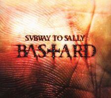 SUBWAY TO SALLY Bastard CD Digipack LIMITED EDITION