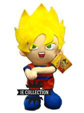 DRAGON BALL Z GOKU SUPER SAYAN 35 CM PELUCHE grande pupazzo plush dragonball kai