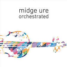 Midge Ure Orchestrated CD Album 2017 BMG Rights Management 12 Tracks