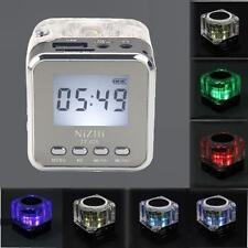Mini Digital Portable Music Player TT-028 Stereo TF USB Disk FM Radio MP3 LCD