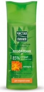 Pure Line Natural russian cosmetics Makeup Remover