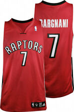 Andrea Bargnani Toronto Raptors authentic jersey Adidas Italy 52 3XL NBA NWT