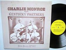 CHARLIE MONROE Kentucky Bluegrass LPs Lot of 8  #1610