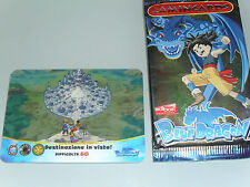 LAMINCARDS EDIBAS  BLUEDRAGON N° 132 DESTINAZIONE DIFFICOLTA' 60 LAMIN CARDS